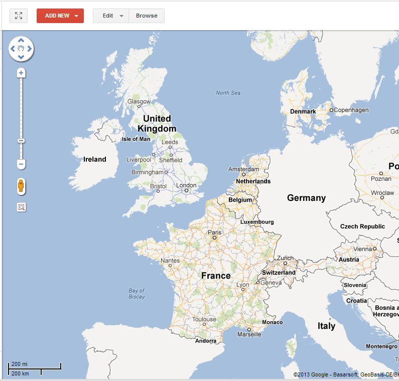 Google Map Maker Extended To Cover Uk Un Spider Knowledge Portal