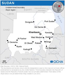 Sudan - National Training course   UN-SPIDER Knowledge Portal
