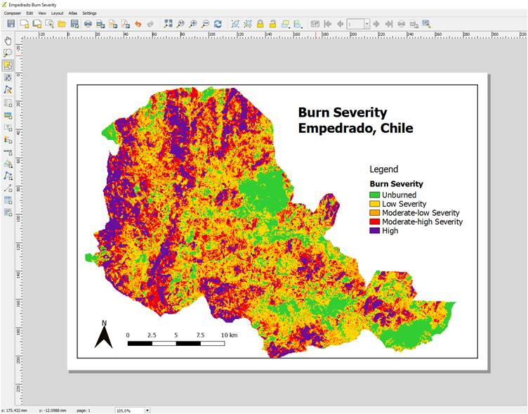 Step by step: Burn Severity with QGIS (Landsat 8) | UN-SPIDER