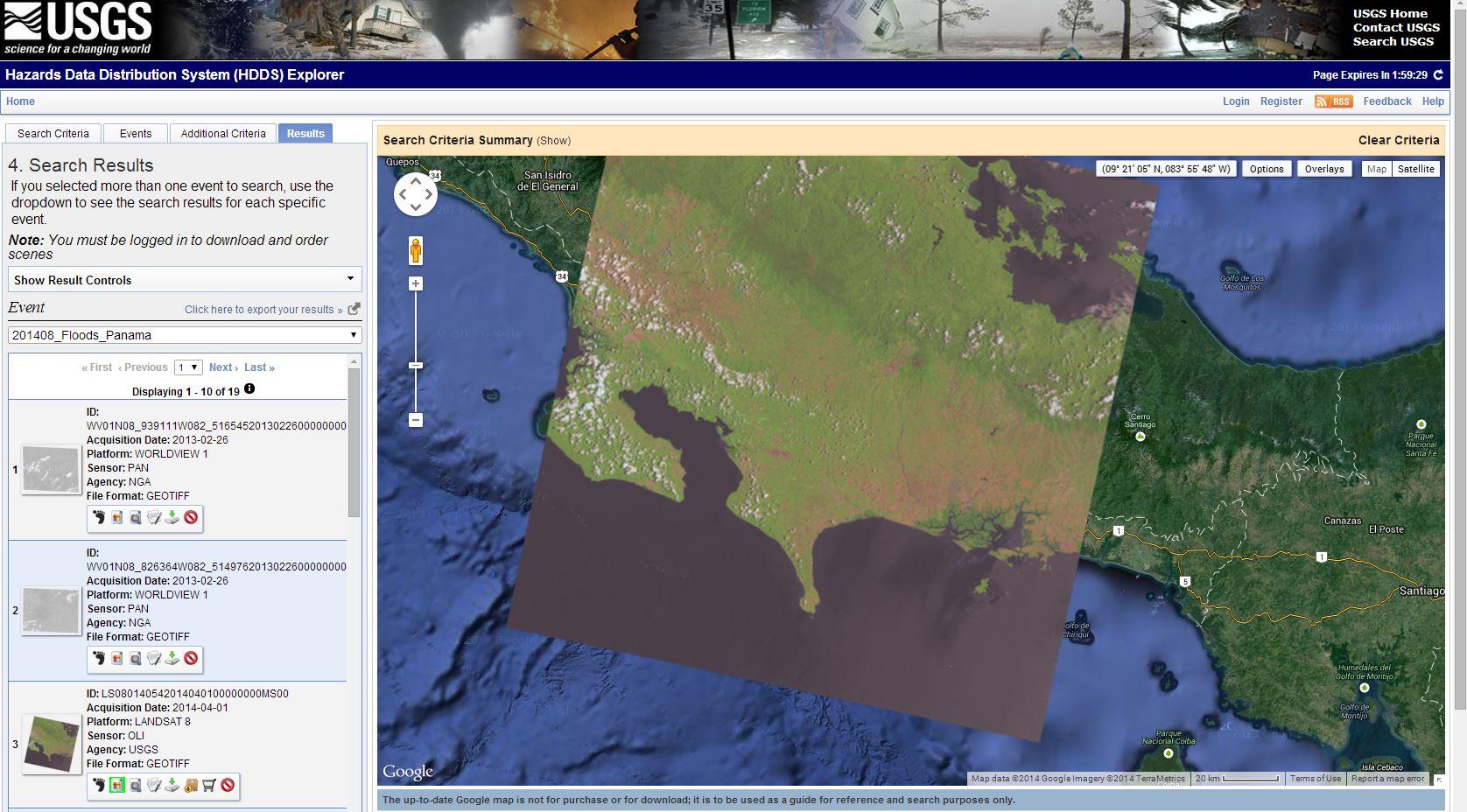 HDDS Explorer (USGS)