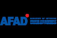 AFAD logo.
