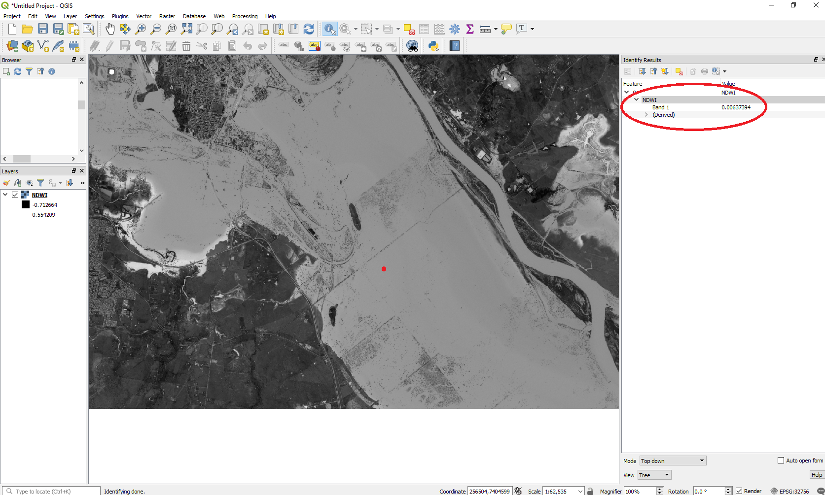 Step by Step: Flood Mapping and Damage Assessment using S2