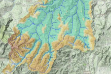 Open Source Software for Preprocessing GIS Data for Hydrological