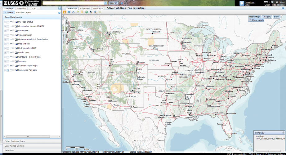 USGS reconsiders crowdsource mapping programme | [site-name]