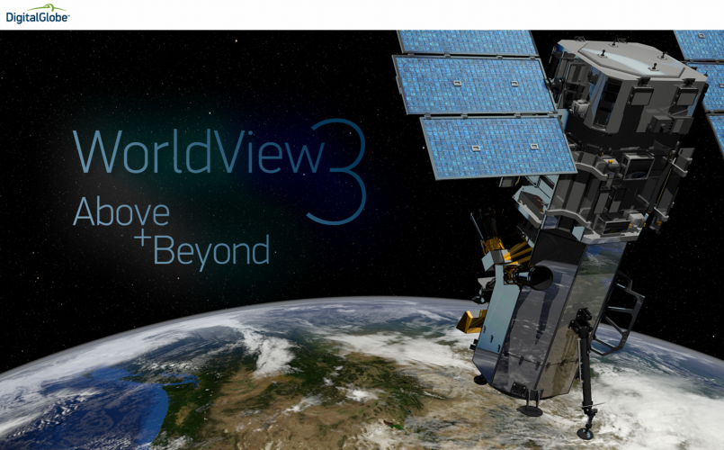 WorldView Satellite Launched By DigitalGlobe UNSPIDER - Worldview satellite image