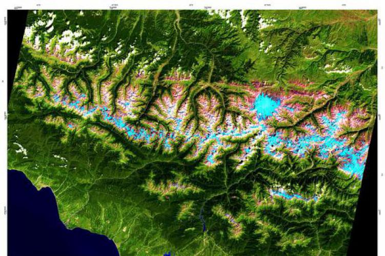 MDA BaseVue 2013 becomes part of the Living Atlas of the