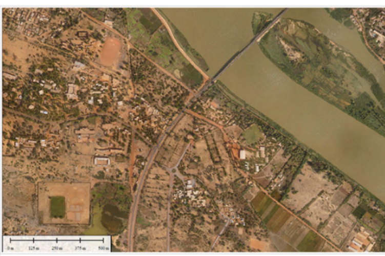 World Bank Project Maps And Models Flood Risk In Niger Site Name