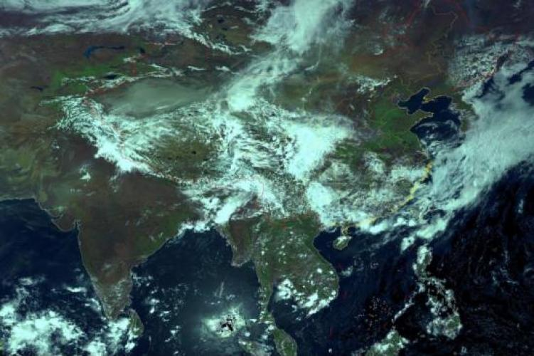 China offers satellite data to Belt and Road countries to