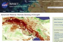 Remote Sensing of Drought