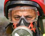 Volontario anti-incendi boschivi – Protezione Civile di Modena: foto di Roberto