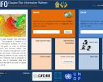 RiskInfo makes available data and maps on disaster risks in Sri Lanka.
