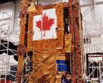 Radarsat-1 during testing in Ottawa, Canada