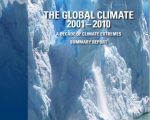 New report by WMO: The Global Climate 2001-2010