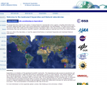 The SuperSites host data on natural hazards in geologically active regions.