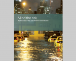 """Mind the Risk"" ranks cities threatened by disasters"