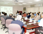 4th National Coordination Committee (NCC) Meeting at SUPARCO's headquarters