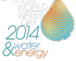 UNECE world water day logo