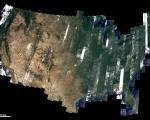 Lansat-8 image