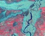 Image from the SERVIR-Himalaya node at ICIMOD in Nepal.