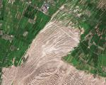 Xinjiang, China, seen from Space