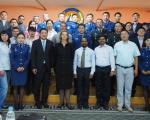 Over 40 participants joined the workshop in Mongolia.