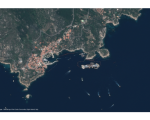Pléiades Satellite Image – Refloating of the Costa Concordia, Italy