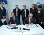 Signature of Copernicus Space Component Agreement