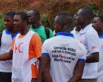 Sierra Leone: into the Ebola epicentre