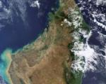 Image of Madagascar acquired by Envisat's Medium Resolution Imaging Spectrometer (MERIS) instrument on 30 June 2009