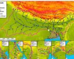 The Ganges Brahmaputra Meghna (GBM) river basins and the Ganges-Brahmaputra (GB) delta as well as other river deltas
