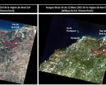 Image of Aïn Témouchent province captured by Alsat-2A on 12 March 2015 (Image: ASAL)