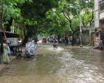 Floods caused by monsoon rains in Indian cities (Image: McKay Savage)