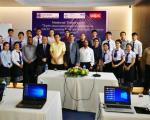 Participants during national training programme in Lao People's Democratic Republic.