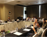 Participants of the stakeholders meeting