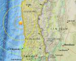 8.3 magnitude earthquake in Chile (Image: VICE)