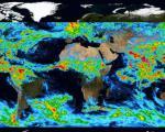 IMERG visualization. Image: NASA