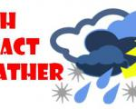 High Impact Weather
