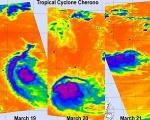 NASA IR Satellite Imagery