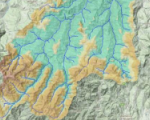 Open Source Software for Preprocessing GIS Data for Hydrological Models