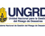 UNGRD logo.