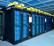 SuperMUC-NG, the supercomputer at Leibniz Supercomputing Centre (LRZ). Image: Veronika Hohenegger/LRZ.
