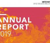 UNOOSA Annual Report 2019.