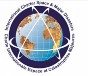 """Logo of the International Charter """"Space and Major Disasters"""""""