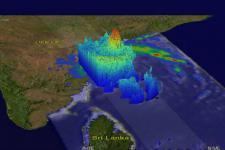 Image courtesy of NASA/JAXA/SSAI, Hal Pierce