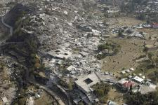 Earthquake Destruction in Pakistan