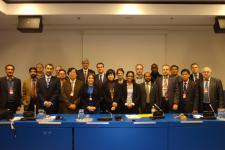 Participants of the 2013 Regional Support Office Meeting