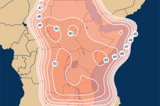 NSS-12 East Africa beam