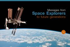 "Launch of the online autograph album ""Messages from Space"""