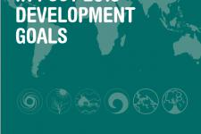 The ODI report analyzes the effects of disasters on various development sectors.