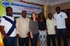 Participants of the Project Managers Training